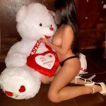 Фото проститутки СПб по имени Тори